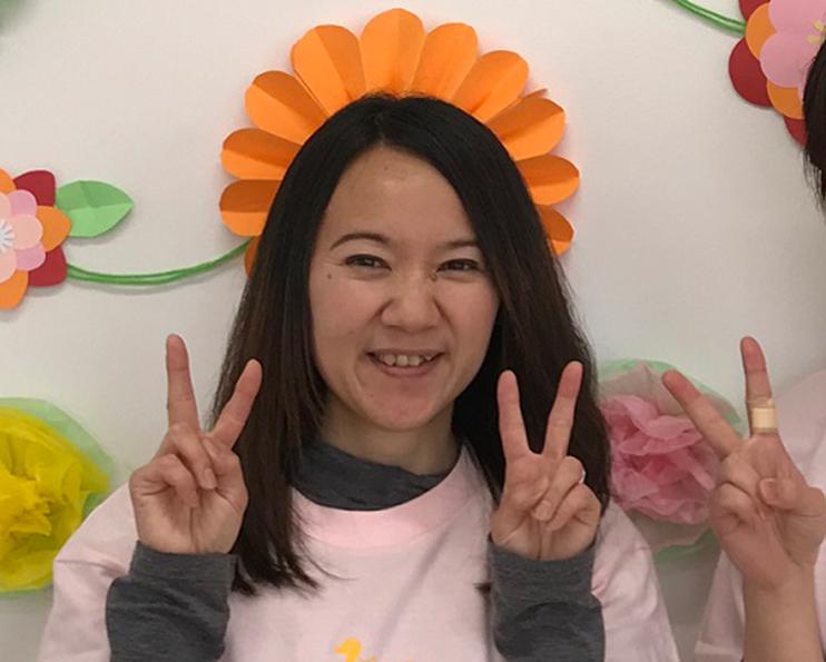 園長 佐藤香の写真