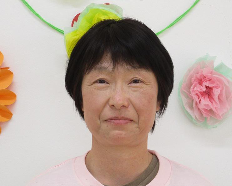 調理師 三浦智子の写真